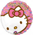 HELLO KITTY HAPPY BDAY